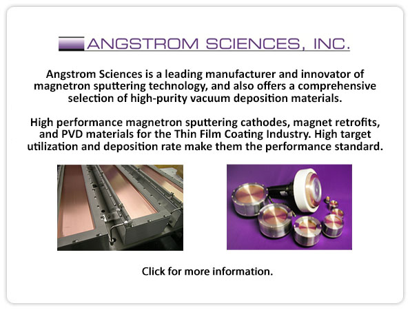 Angstrom Sciences